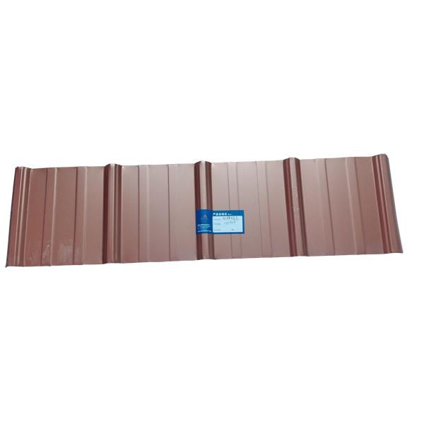 搭接式屋面板